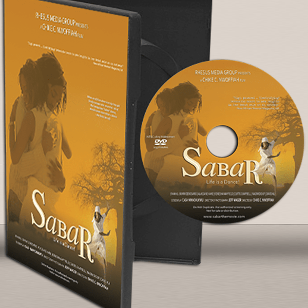 SABAR DVD Jacket